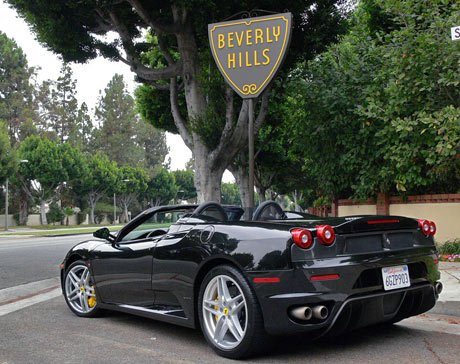 los angeles ferrari F430 spider pinnacle auto appraiser appraisal dimished value